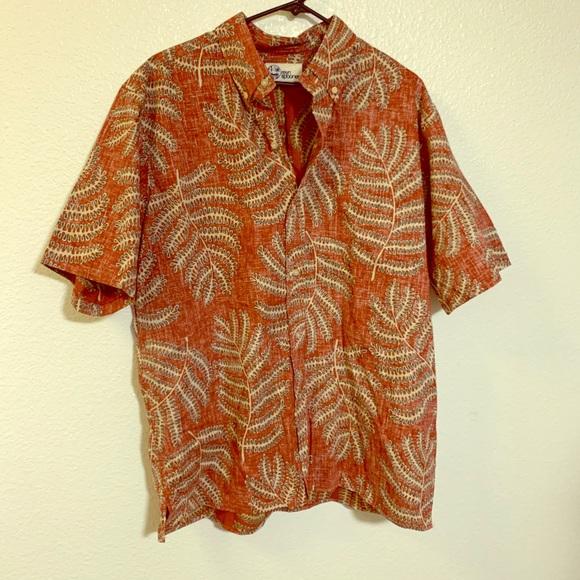 reyn spooner Other - Reyn Spooner Aloha shirt size XL